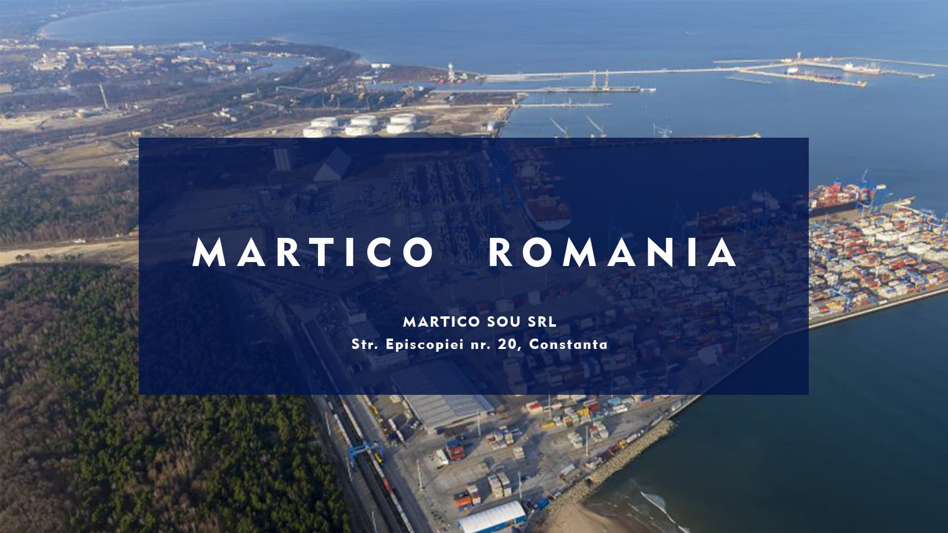 martico romania