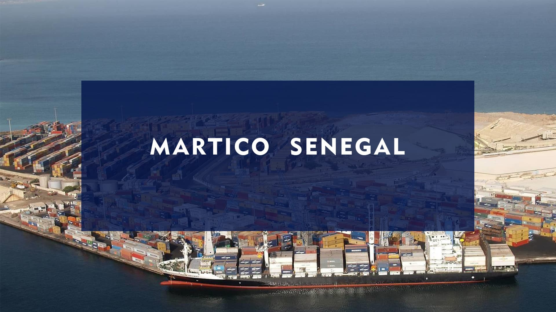 senegal port