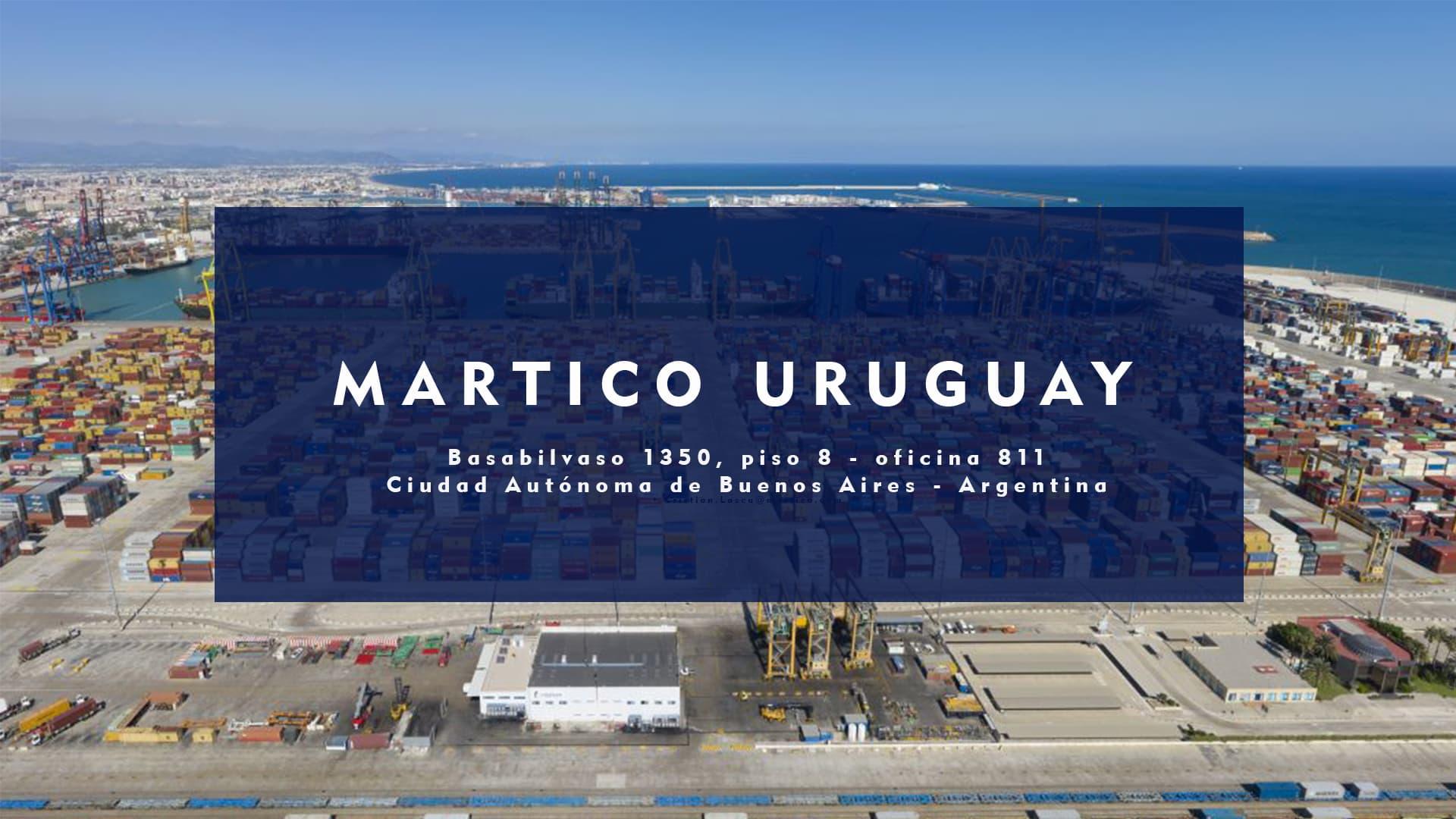 uruguay port
