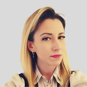 ALEXANDRA HADA <BR>KEY ACCOUNT MANAGER  MARTICO ROMANIA