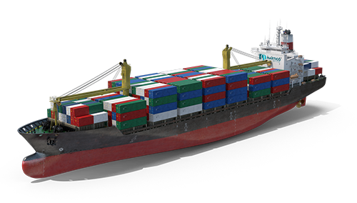 Container Ship.H03.2k