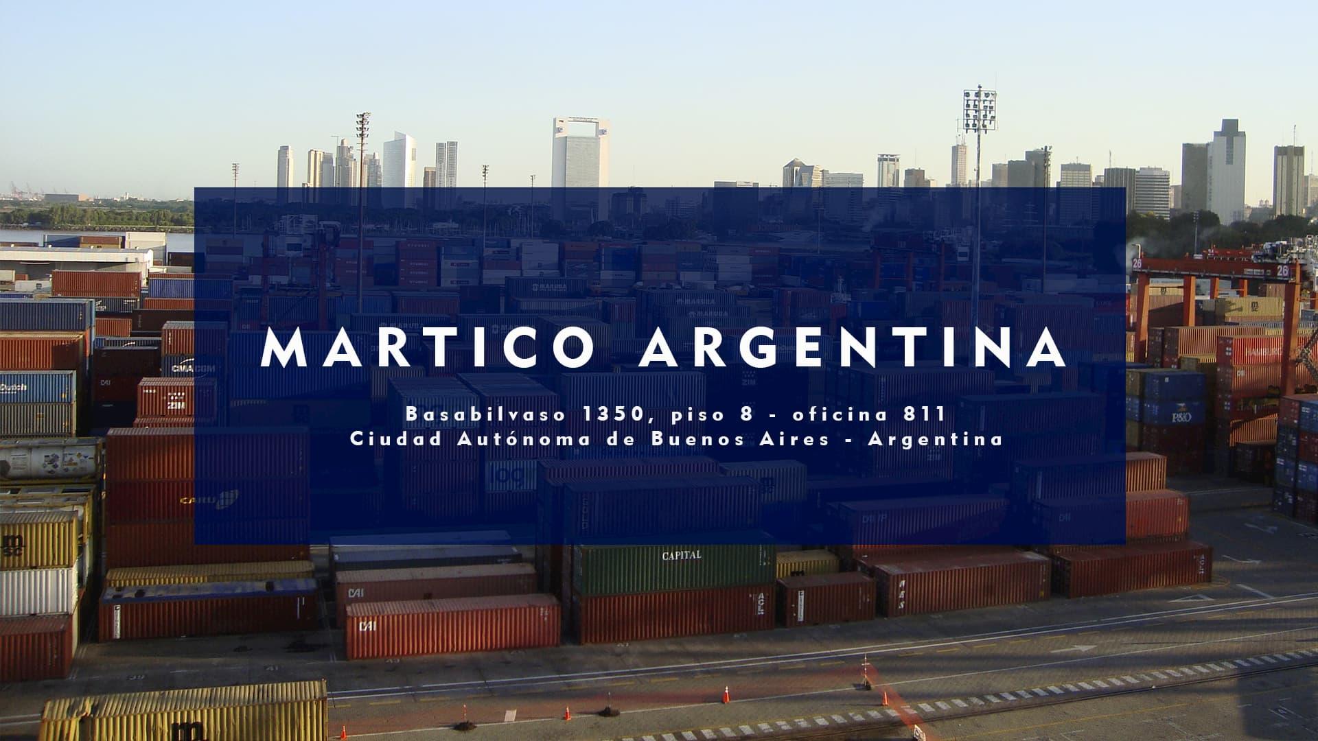 argentina port