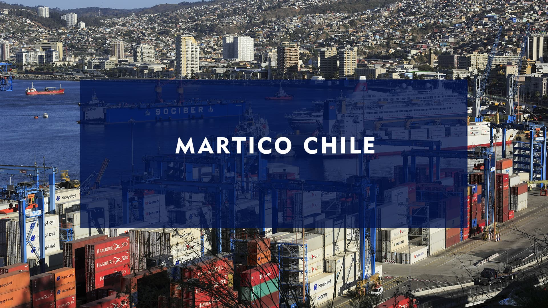 chile port 1