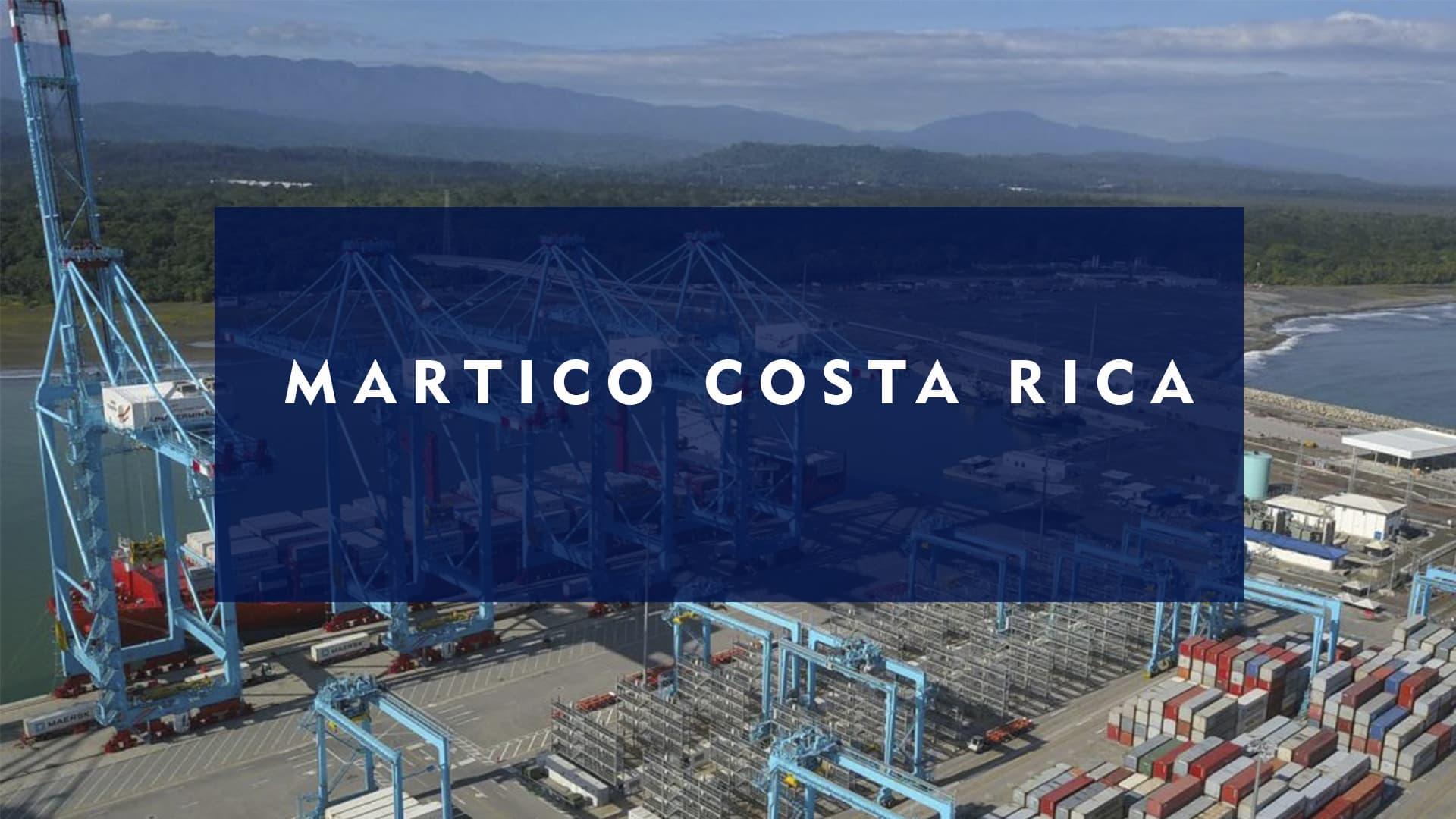 costarica port