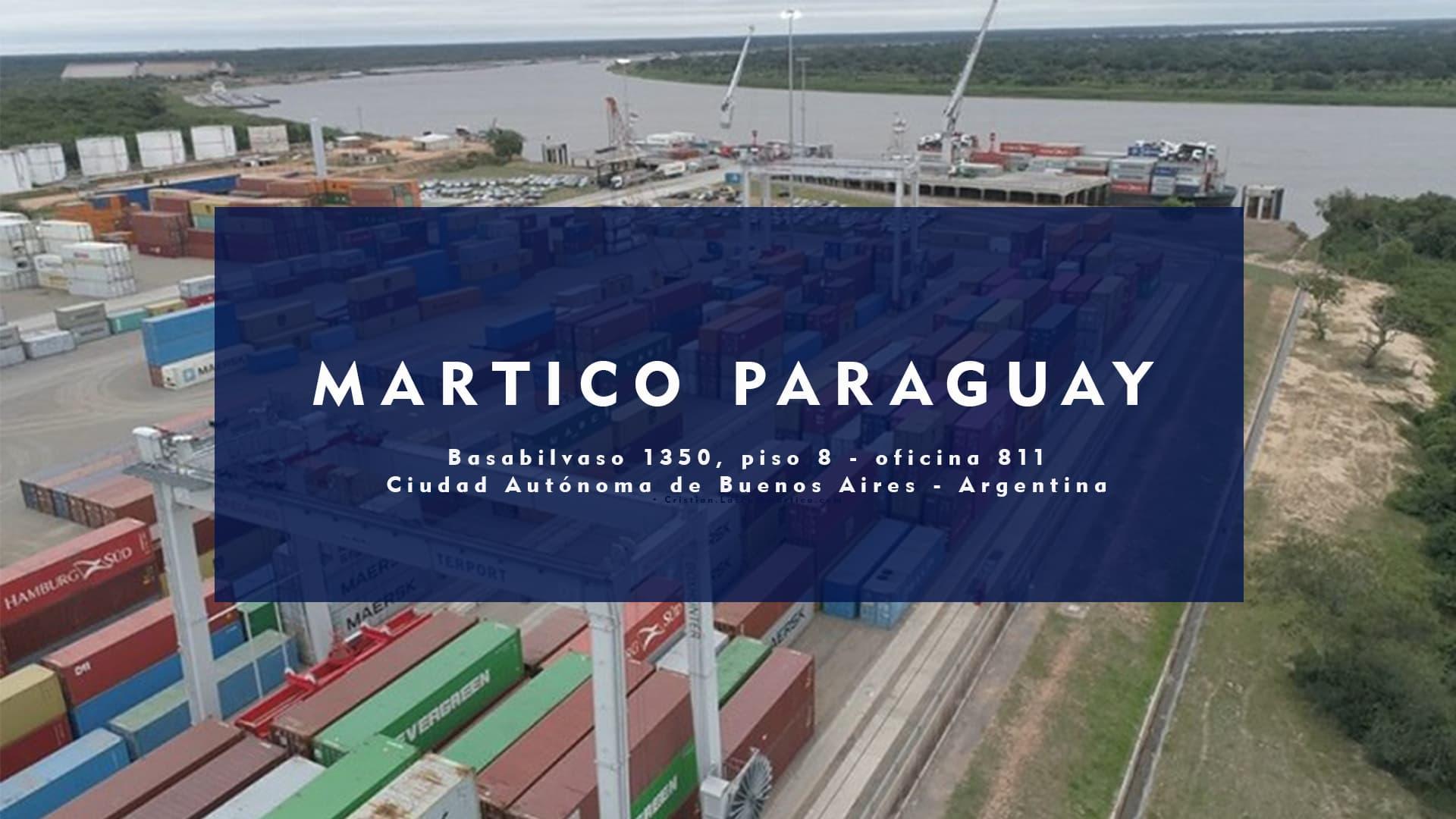 paraguay port