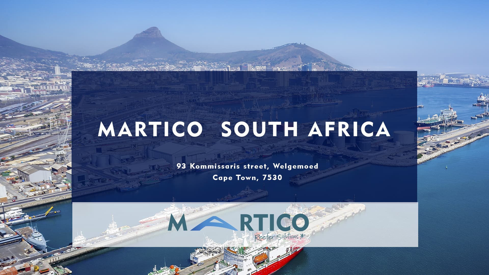 southafrica port