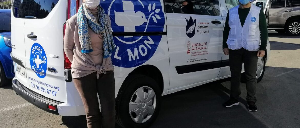 Médecins du monde (MdM) AND THE SUSANA MONSMA FOUNDATION